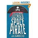 Yuki Feldman: Licensed Space Pirate