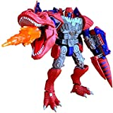 Transformers Toys Generations War for Cybertron: Kingdom Leader WFC-K37 Maximal T-Wrecks Action Figure – 8 and Up, 19-cm