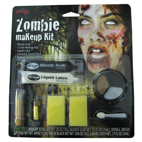 Zombi (Halloween Makeup)