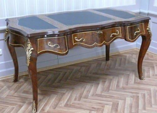 LouisXV mesa de escritorio barroco Oficina Plat 170 MoSr1288Sk ...