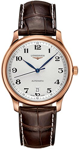 Longines-Master-Collection-Silver-Dial-Brown-Leather-Mens-Watch-L26288783
