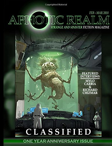 Book cover from Classified: Aphotic Realm Magazine #3 (Volume 3) by Aphotic Realm