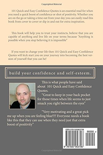 101 Quick And Easy Confidence Quotes To Build Your Confidence And