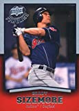 #7: 2008 Upper Deck Timeline #37 Grady Sizemore Cleveland Indians Baseball Card