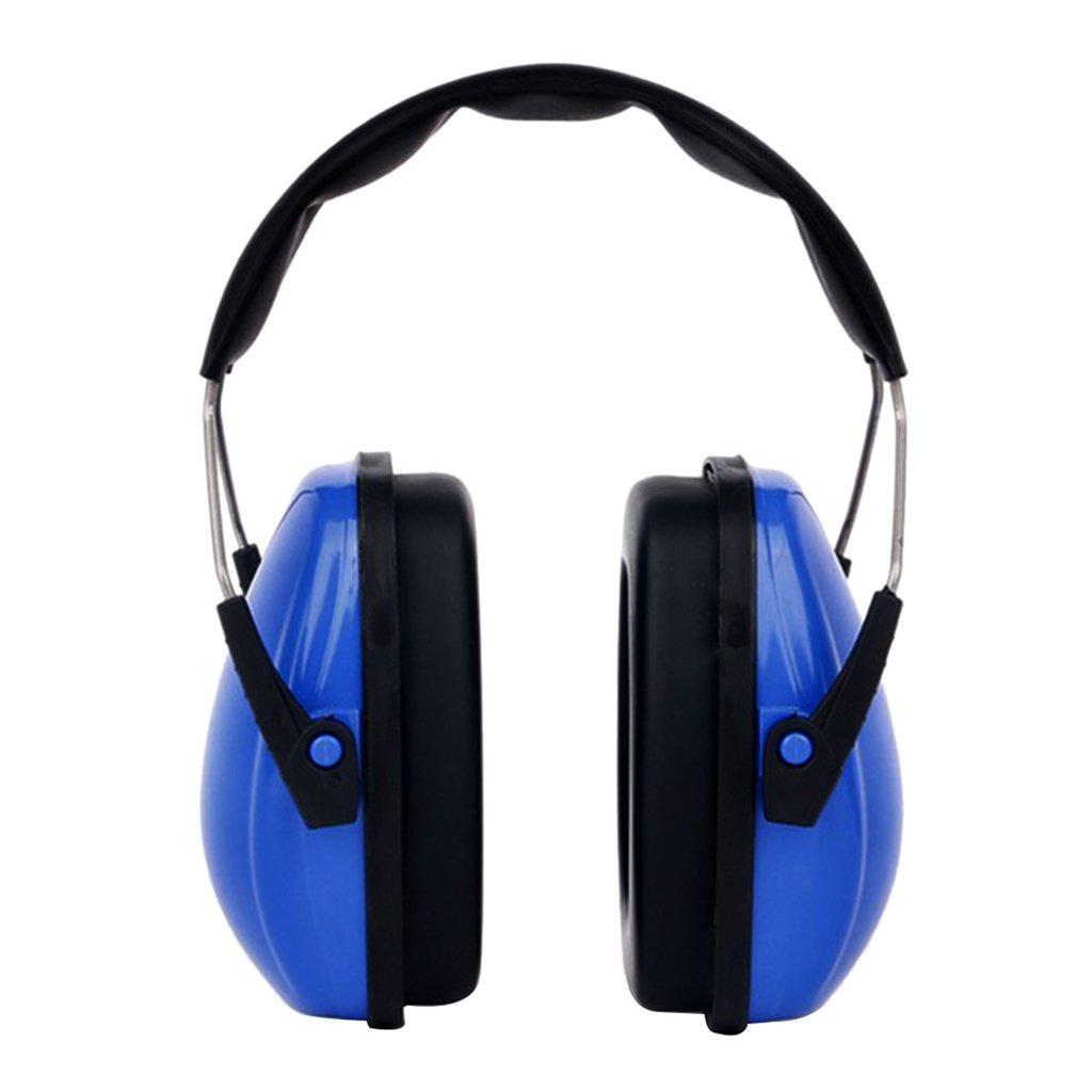 Homyl Gehörschutz Lärm Schutz Ohrhörer Kopfhörer für Baby Kinder Jungen Mädchen - Blau
