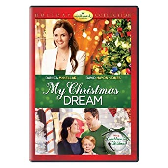 my christmas dream dvd hallmark