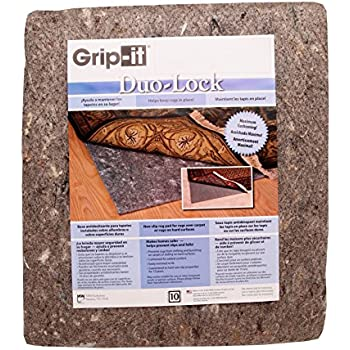 Amazon Com Grip It Duo Lock Premium Cushioned Dual