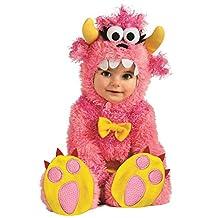Rubies Costume Noah's Ark Pinky Winky Monster Romper Costume, Pink