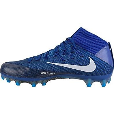 Amazon.com   Nike Men's Vapor Untouchable 2 Men's Lacrosse Cleats, Racer  Blue/White/Blue Lagoon, 16 M US   Field Hockey & Lacrosse
