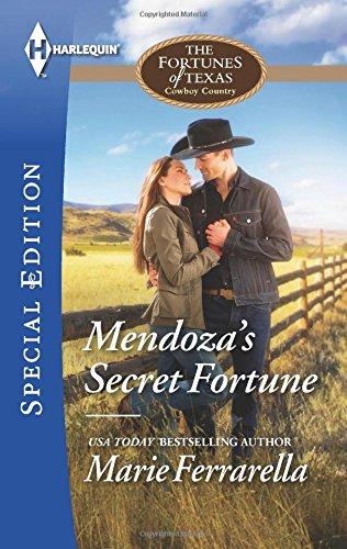 book cover of Mendoza\'s Secret Fortune