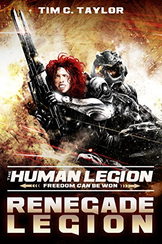 Book: Renegade Legion (The Human Legion Book 3) by Tim C. Taylor