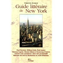 Guide Litteraire De New-York