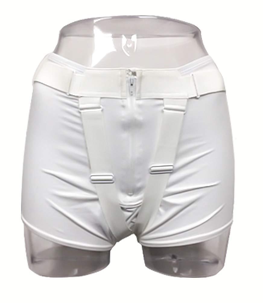 FemiCushion Pelvic Organ Prolapse EasyZip Kit: Undergarment, Pads, Cushion, Size I S