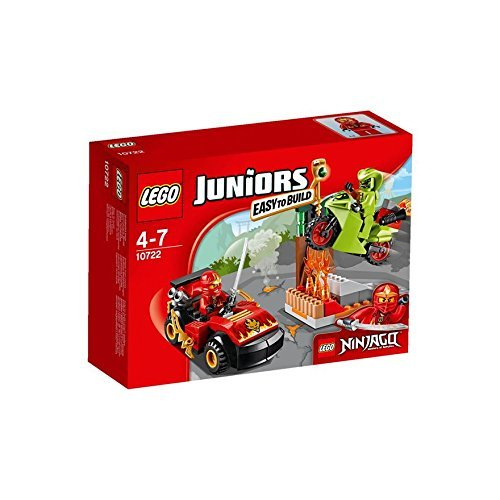 LEGO Juniors Juniors Juniors Snake Showdown 10722 by LEGO c7baa3