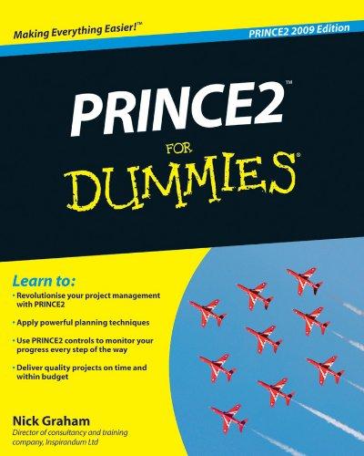 Ebook PRINCE2 For Dummies TXT