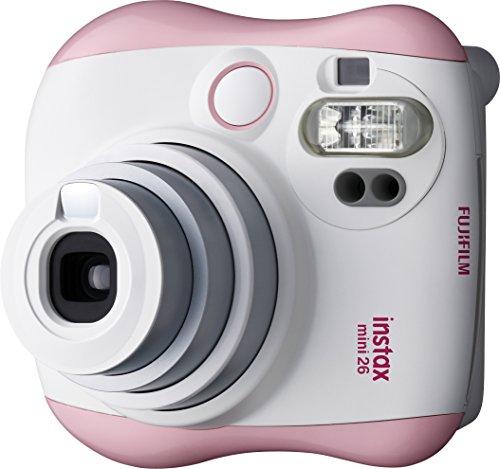 Fujifilm Mini 26 Pink Bundle Fujifilm