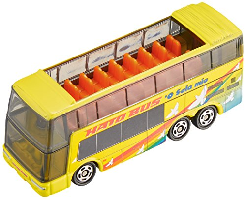 Japan Toy Car Model - Tomica No.42 Hato Bus (box)AF27 by TOMY