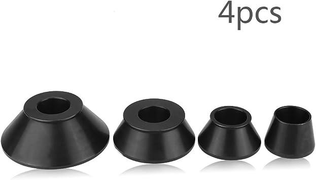 1× 4#Cone 36mm Shaft Accuturn Coat Range Tyre Wheel Balancer Part Car Truck Tool