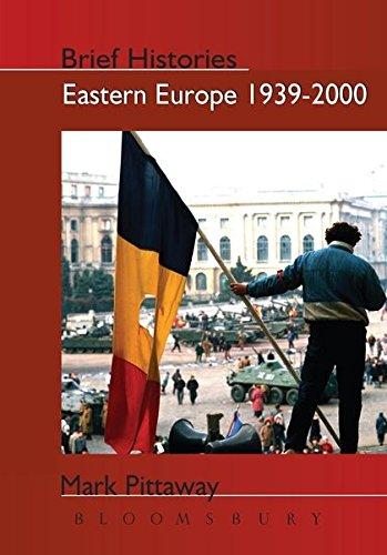 Eastern Europe 1939-2000 (Brief (2000 Brief)