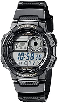 Casio Men's AE-1000W-1AVCF Resin Sport Watch