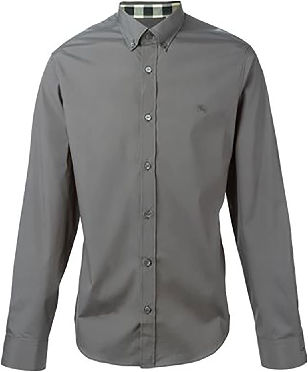 Burberry - Camiseta de manga larga - para hombre gris XXXL: Amazon.es: Ropa y accesorios