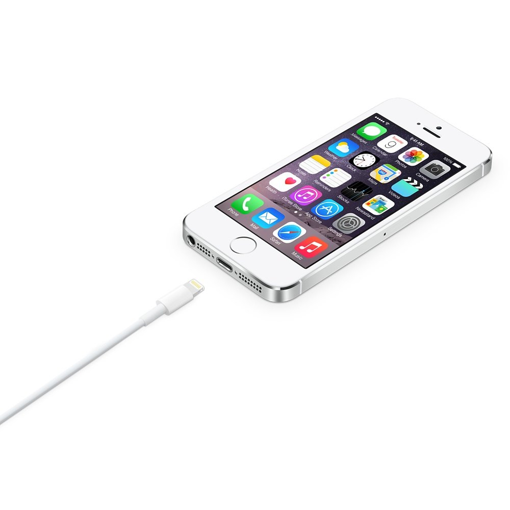 Apple MD819AM/A 2 Meter Lightning to USB Cable by Apple (Image #2)