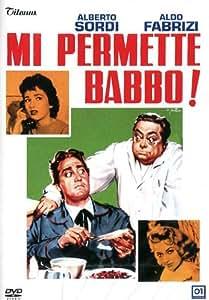 Mi Permette Babbo! [Italia] [DVD]