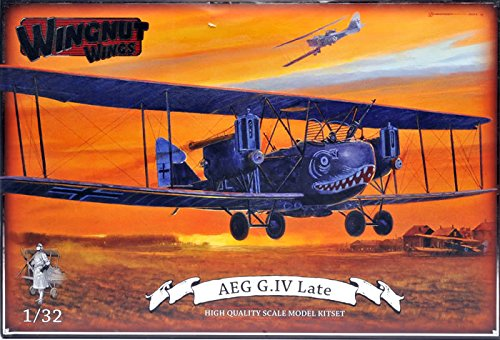 Used, WNW32042 1:32 Wingnut Wings AEG G.IV Late [MODEL BUILDING for sale  Delivered anywhere in USA