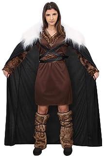 DISBACANAL Disfraz vikinga guerrera - -, M: Amazon.es: Juguetes y ...