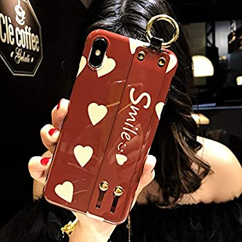 iPhone XR Cases,iPhone 10r Case,Apple iPhoneXR iPhone10r for Women//Girls Phone Protector Soft Cases w//Crossbody Strap