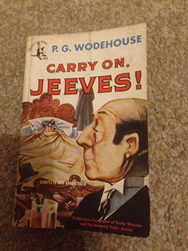 Carry on, Jeeves! (On Carry Plenty)