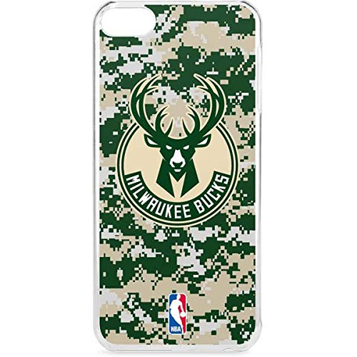 Skinit NBA Milwaukee Bucks iPod Touch 6th Gen LeNu Case - Milwaukee Bucks Camo Digi Design - Premium Vinyl Decal Phone Cover by Skinit