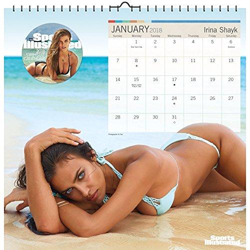 2018 Art Calendar Sports Illustrated Swimsuit