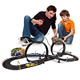 Kids Toy-Electric Powered Slot Car Race Track Set