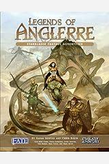 Legends of Anglerre Hardcover