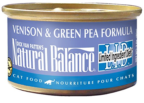 Natural Balance L.I.D. Limited Ingredient Diets Venison & Gr
