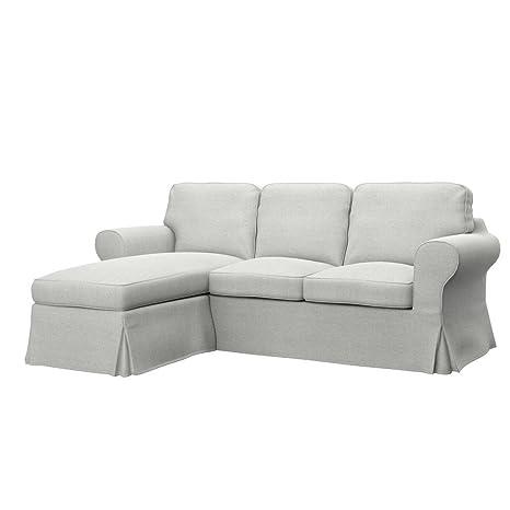 Soferia - IKEA EKTORP Funda para sofá de 2 plazas, Classic ...