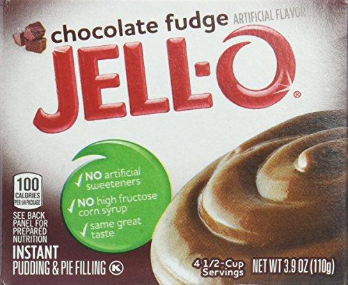 jello chocolate pudding - 4