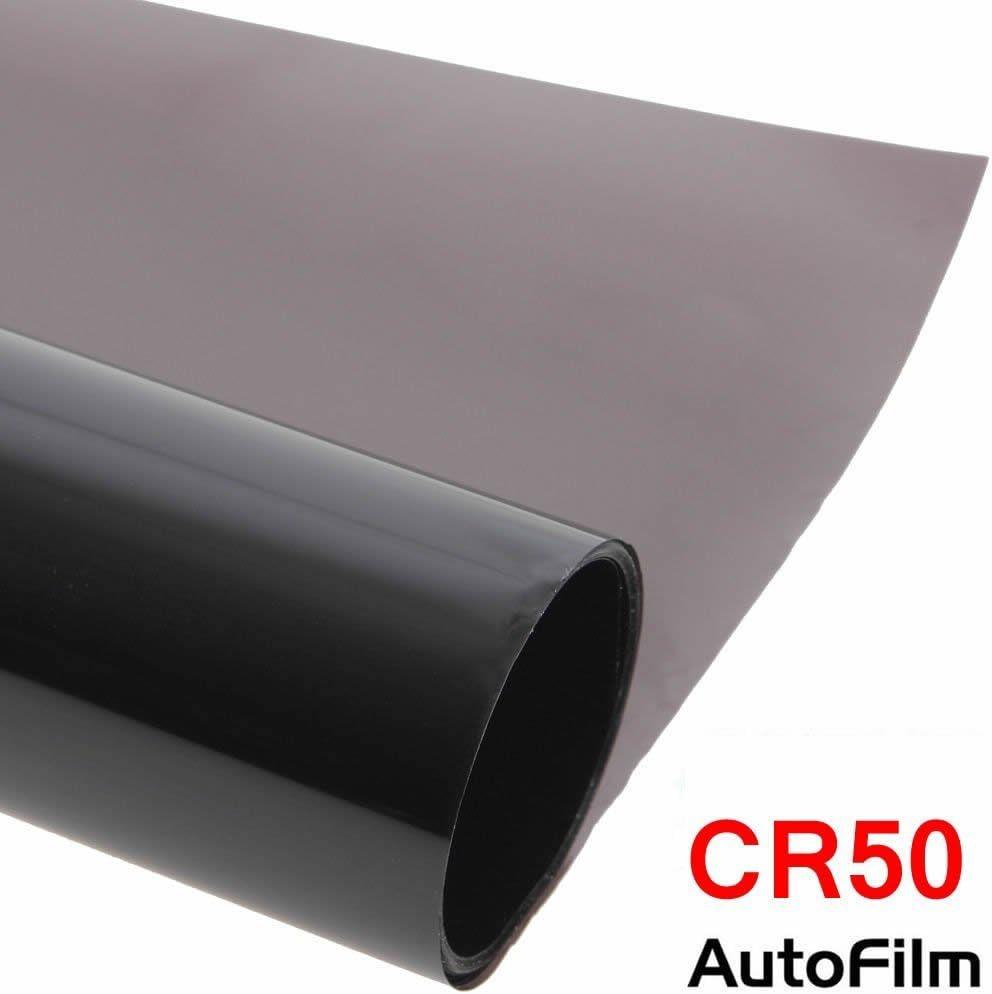 Amazon.es: CR50 – Automotive película tintada para ventana de ...