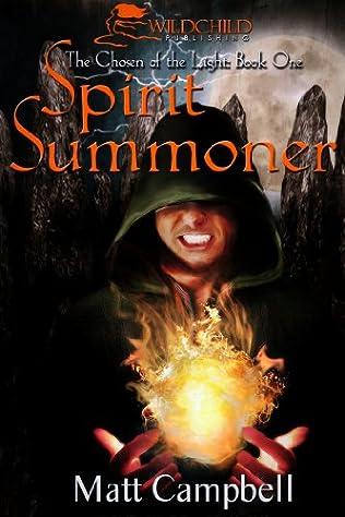 book cover of Spirit Summoner