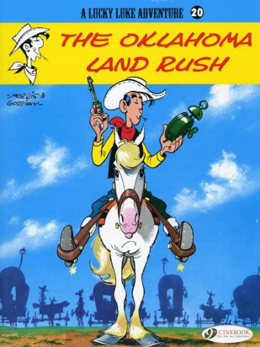 Download The Oklahoma Land Rush (Lucky Luke) pdf epub