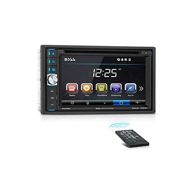 BOSS Audio BV9358B Car DVD Player – Doub
