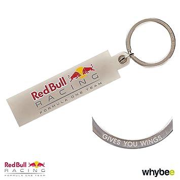 Nuevo. 2017 Red Bull Racing Logo Metal llavero llavero RBR ...