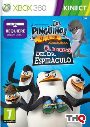 Los Pingüinos de Madagascar. El Regreso: Amazon.es: Videojuegos