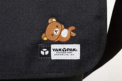 リラックマ × YAK PAK メッセンジャーバッグ BOOK 画像 C