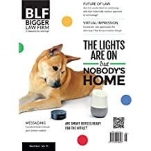 Are Smart Devices Ready for the Office? (Bigger Law Firm Magazine)