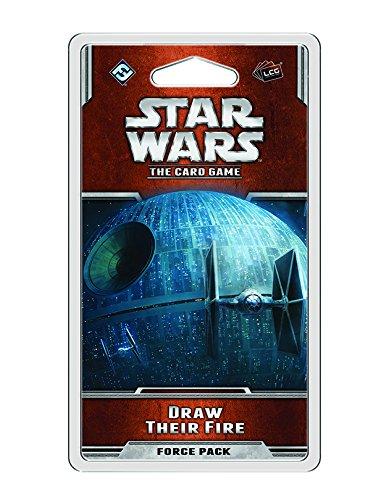 Fantasy Flight Games Star Wars Lcg: Dibuje Su Fireforce Pack (Star Wars: El Juego de Cartas)