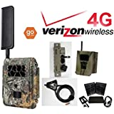 Amazon Com Spartan Go Cam Verizon New 4g Blackout Hd