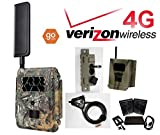 Spartan Verizon 4G LTE GoCam Deluxe Package 720P Wireless Trail Camera Blackout IR (Camera, Lock Box, Cable, Swivel Mount, 7200mAh Solar Panel Power Bank) Review