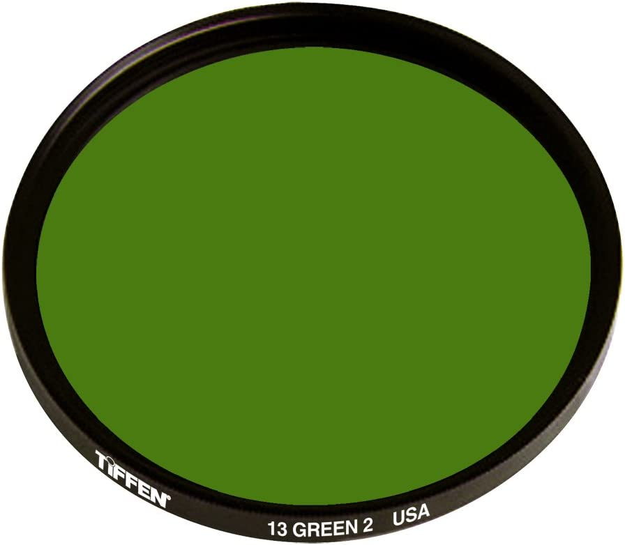 Tiffen 40513G2 40.5mm 13 Green 2 Filter